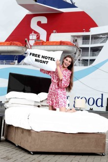 Stena Line offers thousands of free hotel nights