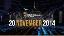 Sport Expense huvudpartner till Idrottsgalan Dalarna