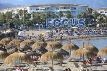Óriási Focus installáció várja a nyarlókat Marbellán