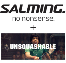 Salming announce footwear partnership with Unsquashable!