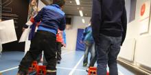 Utmana familjen i femkamp på sportlovet