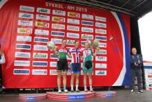 Midtsveen og Koller Løland vant NM Landevei fellestart JR
