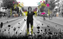 Inbjudan till pressvisning 3 juni: Popup-trädgårdar längs Avenyn