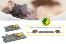 Greenline presenterar två nya fällor i kampen mot möss och råttor!