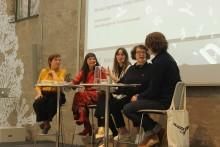 Satsning på talangutveckling och nya möten inom litteratur och serier