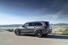 Her er priserne på den ny Mercedes GLS