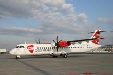 Starkt bokningsläge till Prag - direktflyg från Växjö Småland Airport