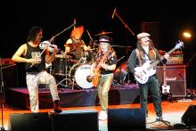 Sweet & Slade gör dubbelkonsert i Malmö Arena!