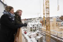 Sex månader kvar till Vallastaden 2017 – stort intresse för branschbiljetter till bo- och samhällsexpot