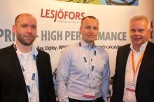 Många besökte Lesjöfors på norsk offshore-mässa