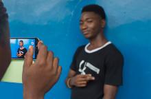 Instagram-reportrarna som visar vägen tillbaka efter ebola