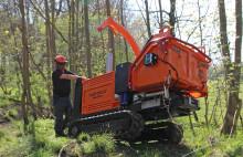 Flishuggar för arborister och andra parkproffs