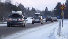 Nordiskt intresse för ny märkning av vinterdäck