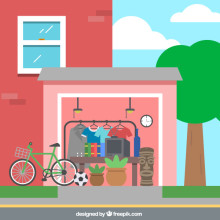 How Self Storage Helps You Declutter