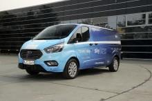 A hétvégén elindult Tour de France-on a Team Sky csapat legfontosabb csapattagja egy különlegesen átépített Ford Tourneo Custom