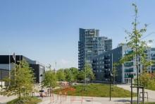 Lyckad vidareförsäljning av nybyggda lägenheter i Arenaparken i Lund