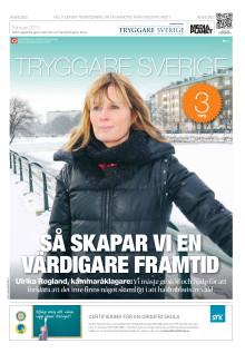 Stiftelsen Tryggare Sveriges officiella tidning