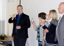 Stefan Andersson disputerade i Vårdvetenskap