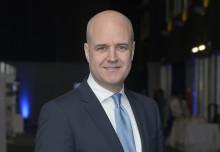 Fredrik Reinfeldt på SKYDD 2018