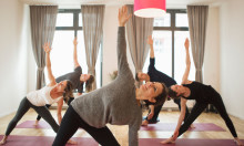 Yoga as a source of strength & clarity - Interview with Füsun Folger (enso yoga Berlin)