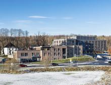 Norges största vårdhem i KL-trä väljer ROCKWOOL