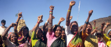 Kvinnor över hela världen samlas och mobiliserar sina krafter
