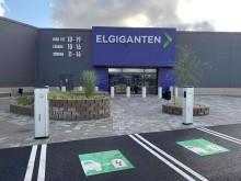 Elgiganten fortsätter expandera – Inviger nytt varuhus i Falkenberg!