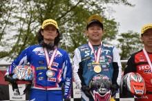 全日本トライアル選手権 IAスーパー Rd.01 4月14日 近畿
