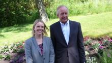 Landbruks- og matminister Sylvi Listhaug på besøk i Fredrikstad