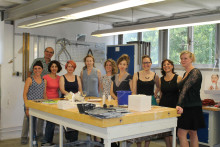Es werde Licht! Villeroy & Boch begrüßt Jungdesignerinnen in Sommerakademie