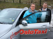 Dyre drosjer er politisk valgt