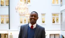 Handelskammaren rekryterar Ahmed Abdirahman