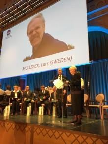 Lars Mullback utnämnd till HedersConductor