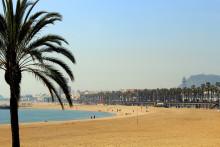 Barcelona sommarens hetaste storstad