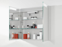 Villeroy & Boch Showcases Perception Mirrored Medicine Cabinets at KBIS 2016