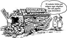 Skrota psykiatrin – det kan inte bli sämre