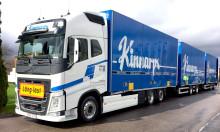 Volvo startar nytt DUO2-projekt med Kinnarps