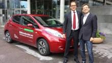Elbilsrekordet i Uppsala: Stora möjligheter för avgasfri bilism!