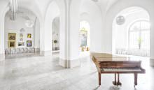 Livrustkammarens dopgåva till Prins Oscar – namnsdagsfirande för alla i Stensalen