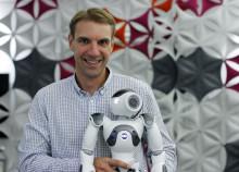 Robotar ska inspirera och hjälpa till i skolan och inom äldreomsorgen