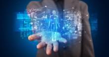 Världspremiär för holografisk artificiellt intelligent mässvärd