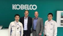 Proplate fördjupar samarbetet med japanska Kobelco