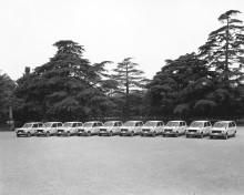 1960er bis 1990er Jahre: vom ersten Mitsubishi Motors EV-Prototyp bis zum heutigen Marktführer in Deutschland