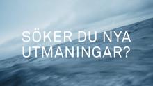 Sjöräddningssällskapet växer! Ny kampanj ska få fler att söka världens viktigaste extrajobb