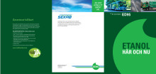 ED95 Hållbart biodrivmedel för tung transport