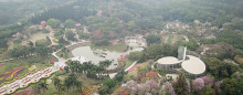 3. palkinto Guang Zhou Garden Landscape and Urban Design -kutsukilpailussa