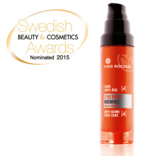 Ny nominering för Yves Rocher i Swedish Beauty & Cosmetics Awards – nu hudvård för herrar