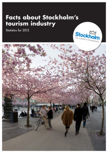 Facts: About Stockholm Tourist Industry 2012
