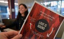 Gäster på Clarion Hotel Arlanda Airport checkar ut med gott samvete