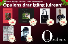 Nu startar Opulens julrean!